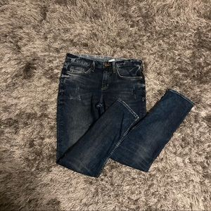 👖 H&M Boyfriend distressed jeans